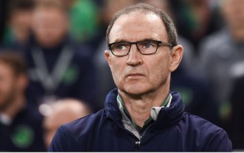 Stoke City contact Martin O'Neill about manager's job