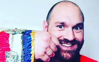 Tyson Fury returning to the ring in April