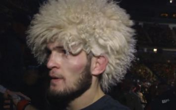 Khabib Nurmagomedov teases everyone with 'big news coming' announcement