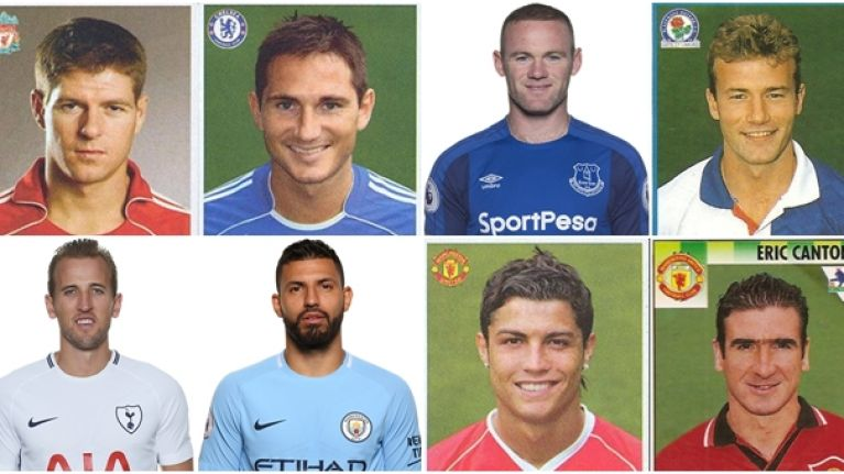 QUIZ: Which player has scored more goals in the Premier League?