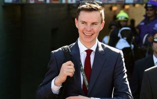 Joseph O'Brien is bringing the glamour back to horse racing and it's great to see
