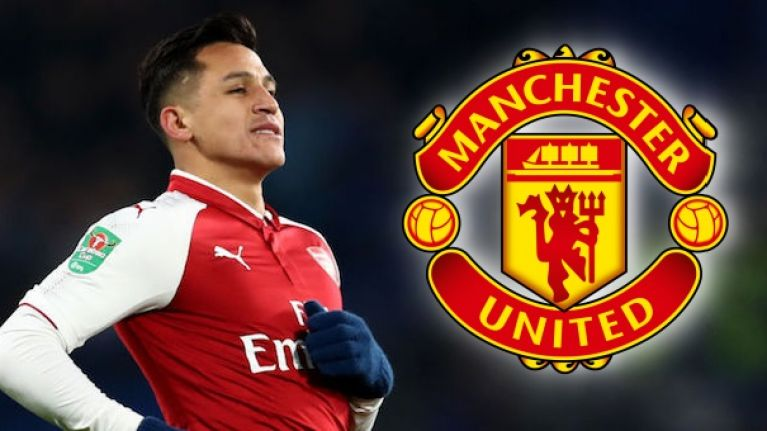 premium selection 6207c 8abaa Manchester United have just hijacked the Alexis Sanchez ...