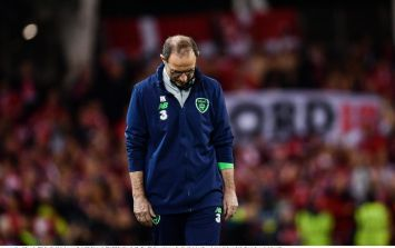 The strange and underwhelming tussle for the affections of Martin O'Neill