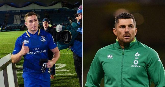 Poll - Should Leinster have started Jordan Larmour over Rob Kearney?