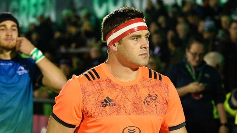 CJ Stander made a vow to himself in 2015 and he sure as hell stuck to it