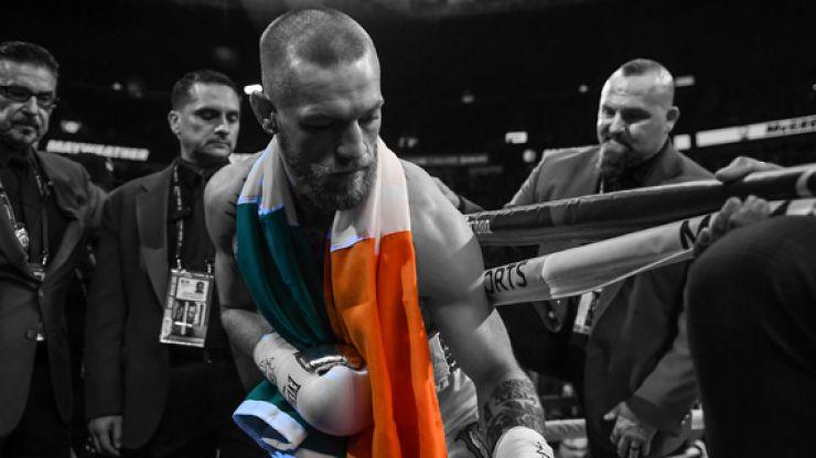 Joe Rogan and Tyron Woodley discuss Ireland's role in Conor McGregor's success