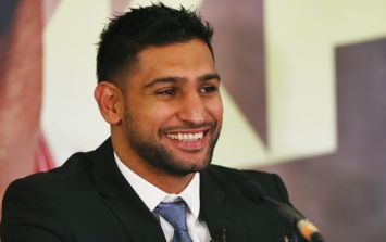 Former Conor McGregor sparring partner tipped to fight Amir Khan