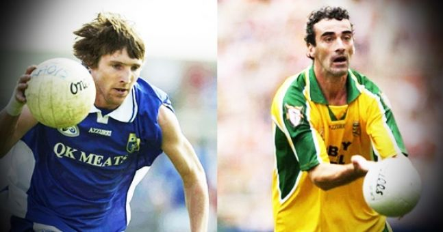 Colm Parkinson shares gym horror story about session with Jim McGuinness