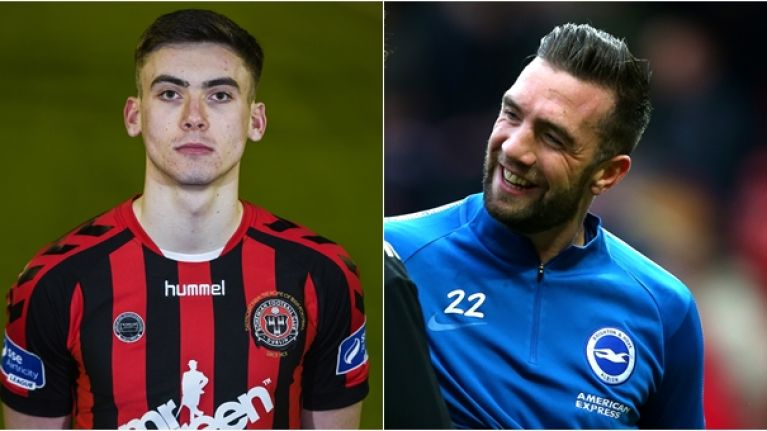 Promising Bohs defender is joining Shane Duffy at Brighton