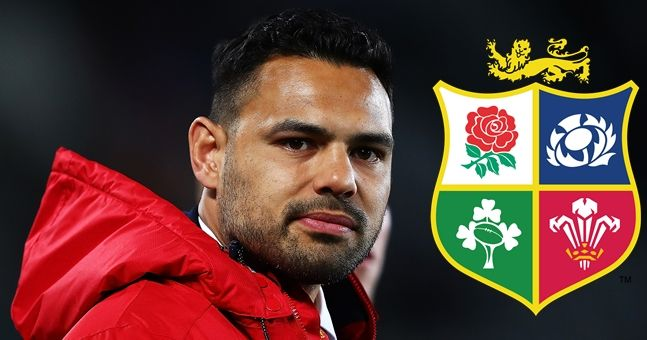 Ben Te'o was rightly livid after some sneaky jersey swapping on the Lions Tour