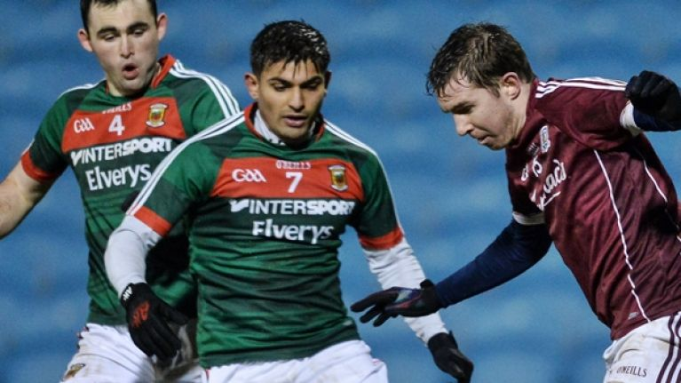 Pakistan-born wing-back Sharoize Akram makes first start for Mayo