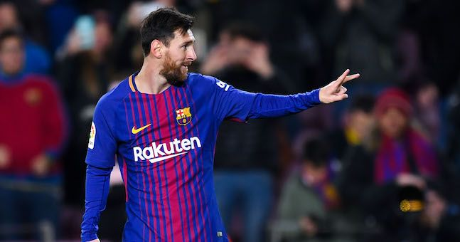Football Leaks reveal Lionel Messi's staggering wages at Barcelona after signing new contract