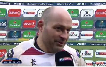 'I started to think I was the issue' - Rory Best on drought-breaking Ulster win
