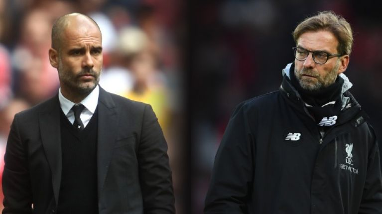 Who makes our Liverpool/Manchester City combined XI?