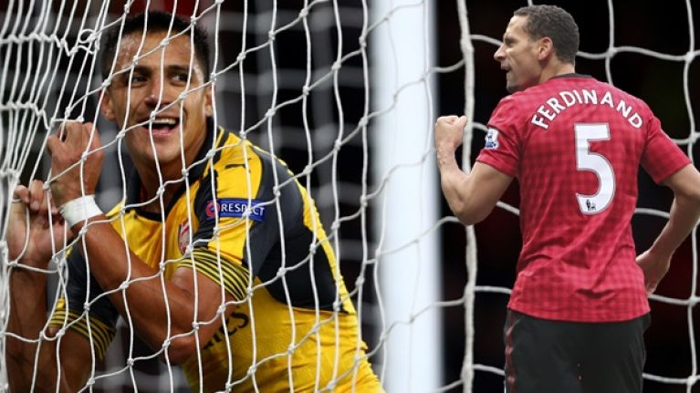 Rio Ferdinand urges Alexis Sanchez to join City ahead of United