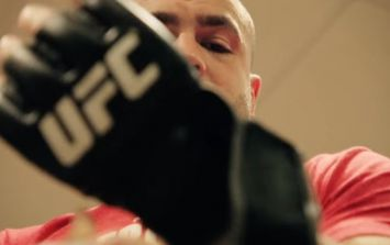 Eddie Alvarez may be welcoming Nate Diaz back to the Octagon