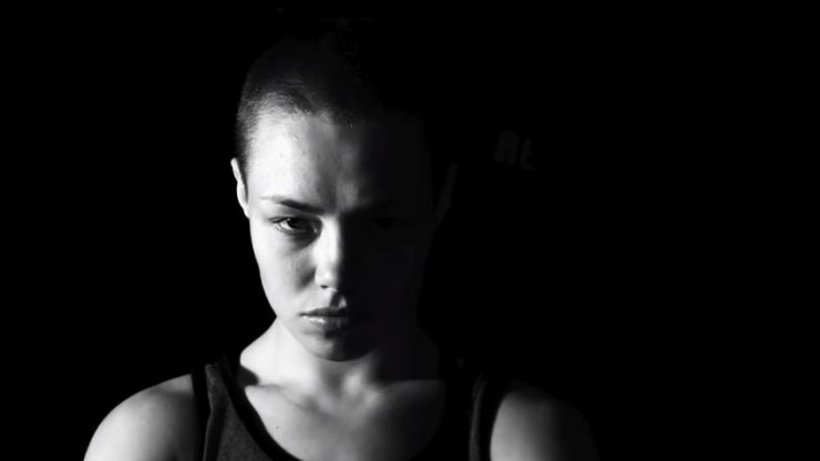 Rose Namajunas' bonkers new training plan came to her coach in a dream