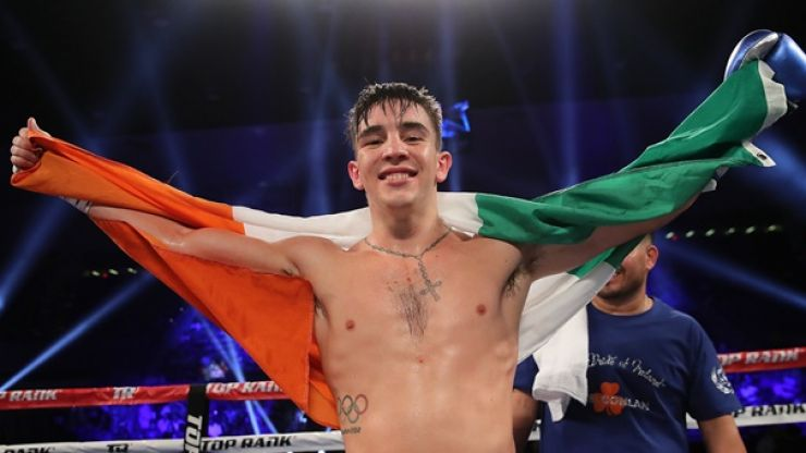 Michael Conlan switches trainer and confirms St. Patrick's Day fight