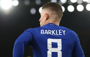 Antonio Conte did not spare Ross Barkley's feelings after his Chelsea debut