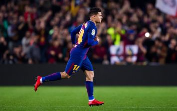 Philippe Coutinho pass to Luis Suarez a scary glimpse of what's to come
