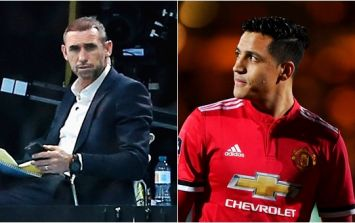 Martin Keown struggling and failing to hide Alexis Sanchez bitterness is great TV