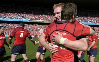Tomás O'Leary perfectly captures difference between Munster and many English clubs