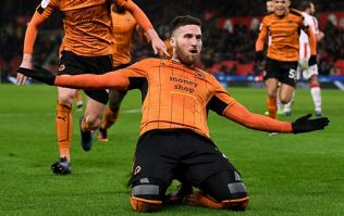 Sky & BBC quickly correct their obvious error about Matt Doherty's goal