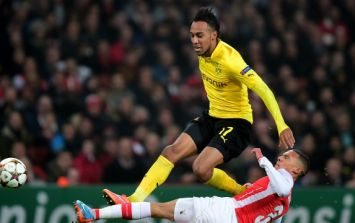 Arsenal have been messing around with Aubameyang but Dortmund's stance is clear