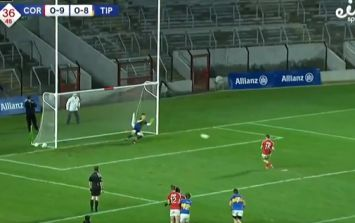 You'd know he's played for Ireland - Tipperary goalkeeper makes brilliant penalty save