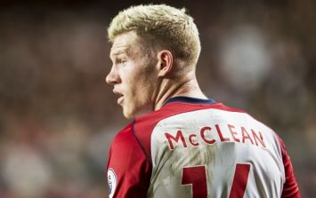 James McClean has perfect response to West Brom fan who wants him out
