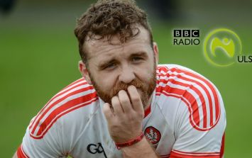 BBC report on Londonderry GAA isn't even funny