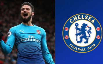 Arsenal fans are not happy at how much Chelsea are getting Giroud for