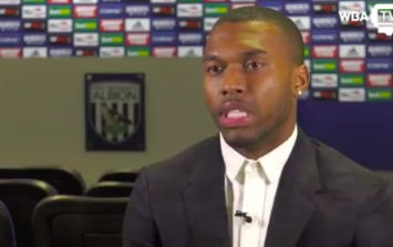 Daniel Sturridge seals loan move to West Bromwich Albion