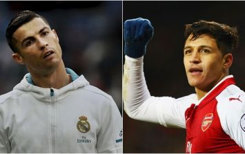 Alexis Sanchez to get No.7 jersey as Manchester United reportedly turn down Ronaldo