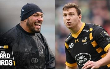 Brendan Macken and John Afoa join us on The Hard Yards rugby podcast