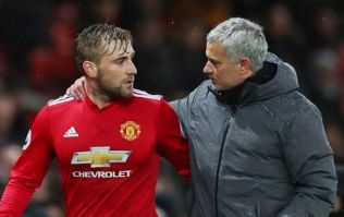 Jose Mourinho explains why he dropped Luke Shaw for Burnley match