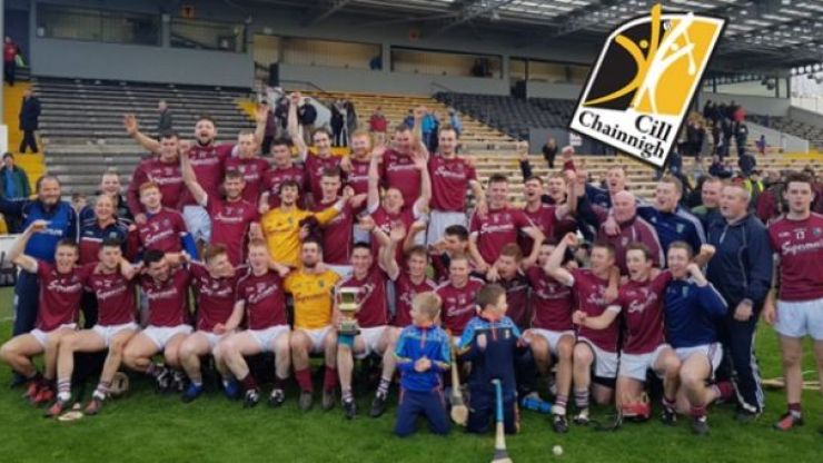 Ballyragget reach Croke Park after one of the shortest half-time chats in recent history