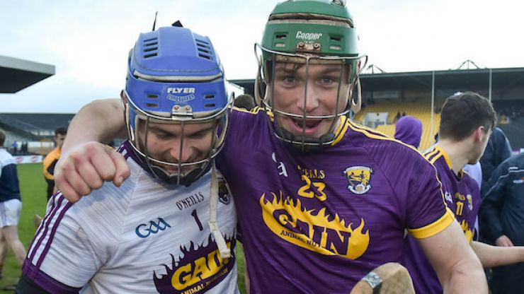 WATCH: The full, tense Wexford vs. Kilkenny shootout everyone is talking about