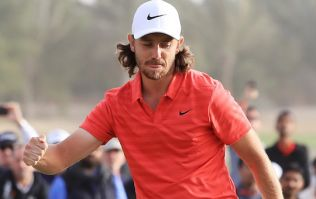Tommy Fleetwood produces stunning round to defend Abu Dhabi title as McIlroy falls short