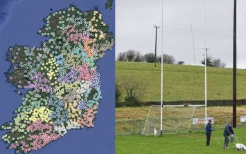 Monaghan man spent months developing map of every GAA ground in Ireland and we love it