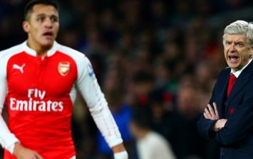 Arsene Wenger aims parting shot at Alexis Sanchez by revealing how the Chilean forward disrupted Arsenal dressing room