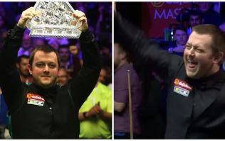 Mark Allen clinches first Masters title after beating Kyren Wilson in absorbing showdown