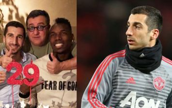 Man United criticised by fans over snubbing Henrikh Mkhitaryan's birthday on social media