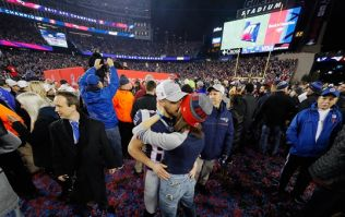 GALLERY: Best pictures from the Patriots AFC Championship win over the Jaguars