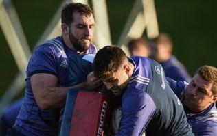 Joe Schmidt adds Munster prop to Ireland Six Nations squad