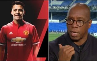 Ian Wright points finger of blame after Alexis Sanchez joins Manchester United