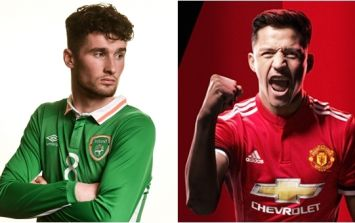 Two Irish lads in line to face Alexis Sanchez on his Manchester United debut
