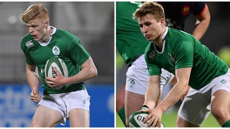 Five exciting Irish prospects to look out for in the U20 Six Nations tournament
