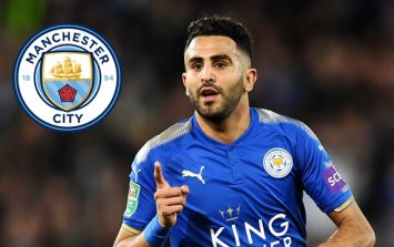 Here's why Riyad Mahrez probably won't join Manchester City
