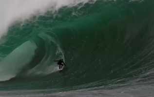 Facing fear and riding giants: We chat to one of Ireland's leading big wave surfers